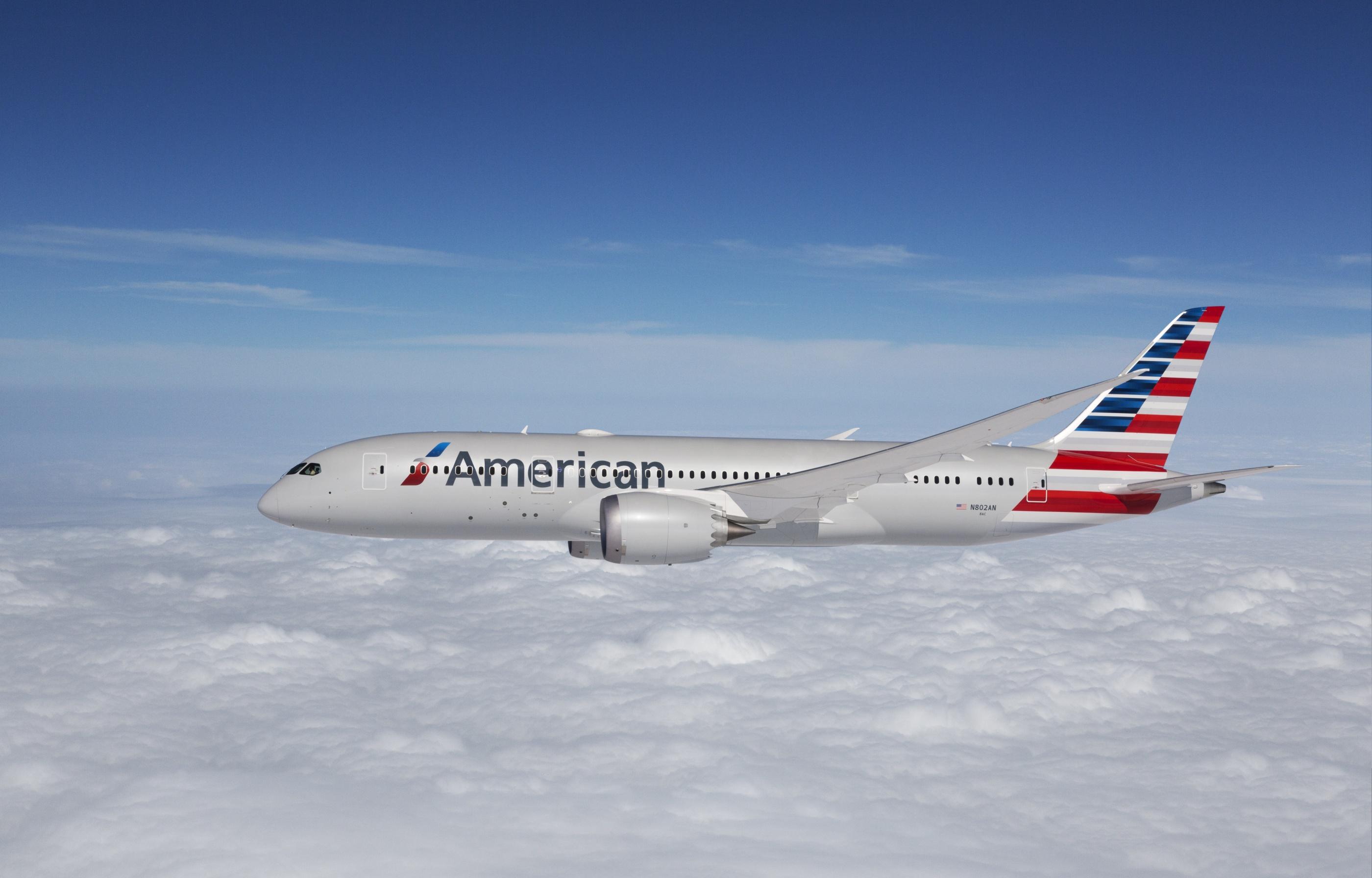 American Airlines budou z Prahy do Chicaga létat s Boeingem 787-8. Foto: AA