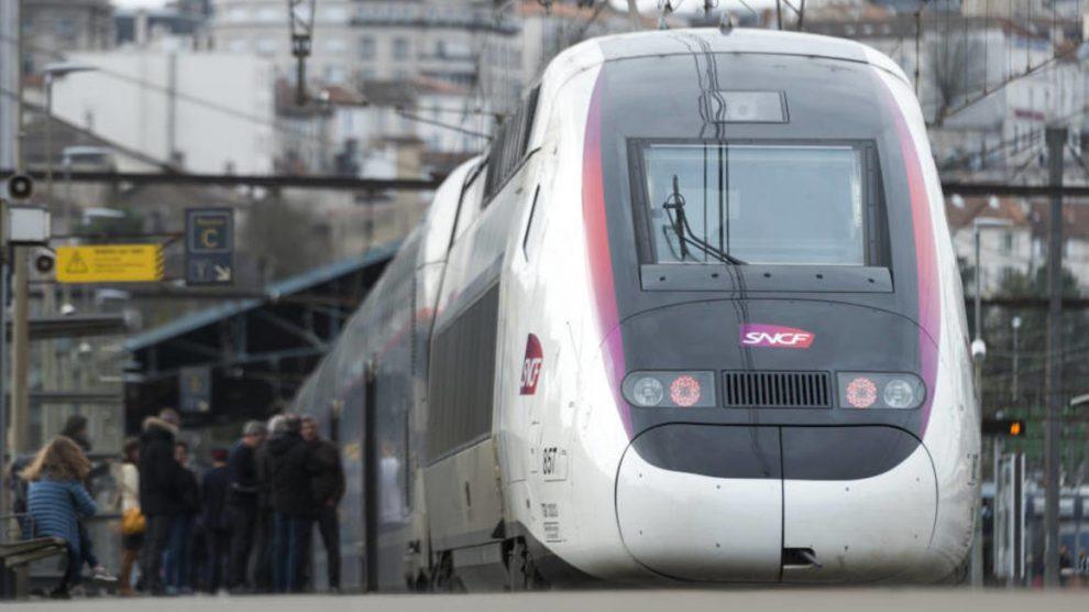 Rychlovlak Avelia Euroduplex. Pramen: Alstom