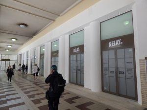 Budoucí obchody na Masarykově nádraží. Autor: Zdopravy.cz/Jan Šindelář