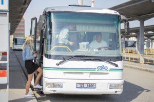 Autobus ČSAD Vsetín. Pramen: Zlínský kraj