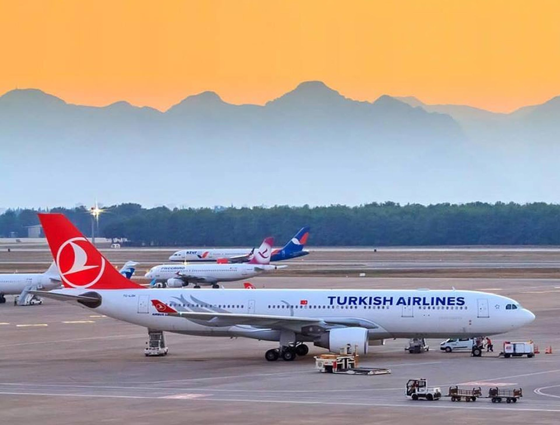 Letiště Antalya. Foto: Antalya Airport