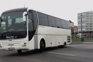 Autobus MaN Lion´s coach. Foto: Královéhradecký kraj