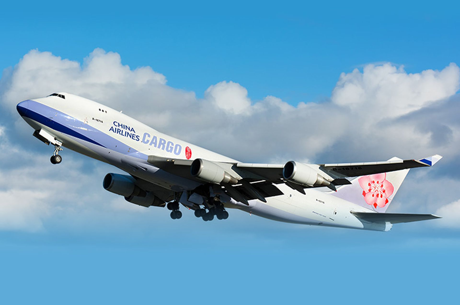 Boeing 747F. Foto: China Airlines Cargo