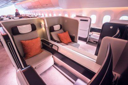 Interiér letadla CR929. Foto: Rosťa Kopecký / Flyrosta.com