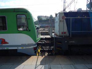 Kasandra slouží jako běžný vagon. Autor: Zdopravy.cz/Jan Šindelář