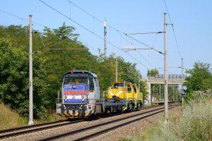 Přepravu lokomotiv zajišťovala dceřiná společnost CZ LOKO CZ Logistics. Foto: CZ LOKO