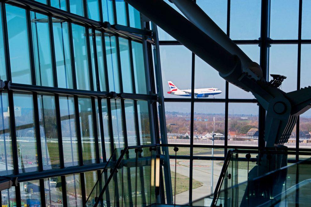 Letiště Heathrow, Terminál 5. Foto: Heathrow Airport