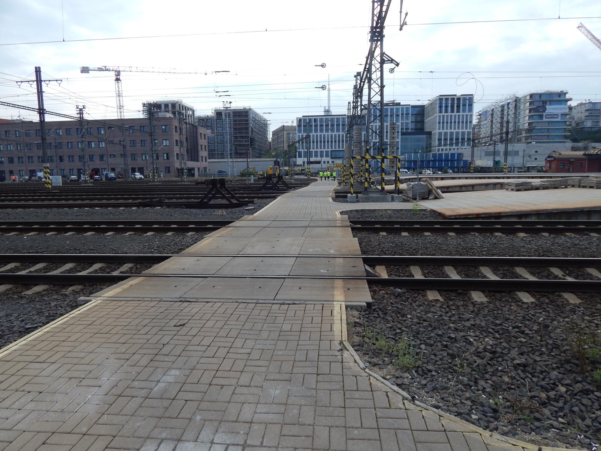 Praha hlavní nádraží. Autor: Zdopravy.cz/Jan Šindelář