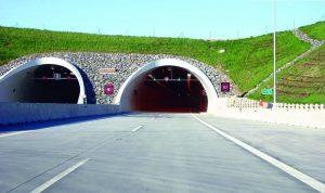 Dálniční tunely Klimkovice. Foto: ŘSD