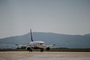 Ryanair v Košicích. Foto: Letisko Košice