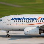Boeing 737-700 společnosti Smartwings. Foto: Smartwings
