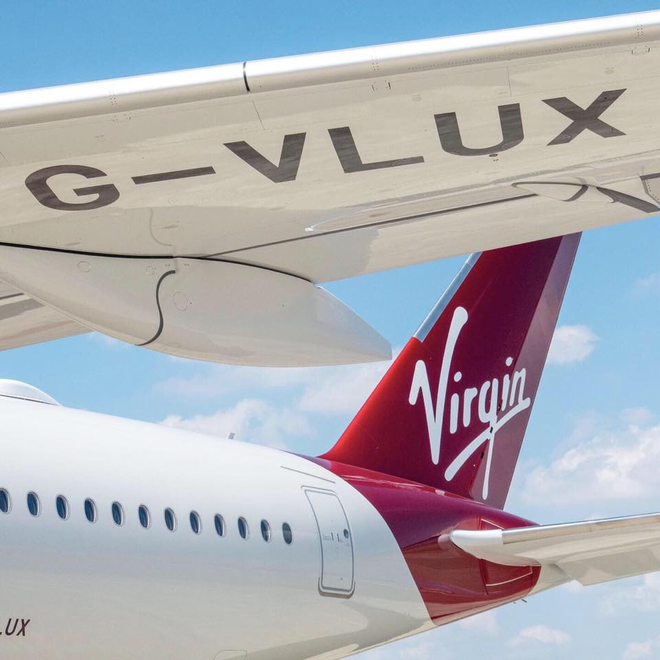 Airbus A350-1000. Foto: Virgin Atlantic