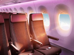 Ekonomická třída v A350-1000. Foto: Virgin Atlantic