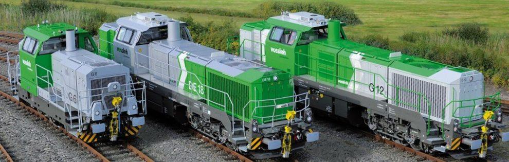 Lokomotivy Vossloh. Foto: Vossloh