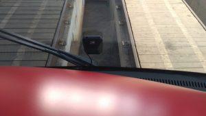 Antikolizní systém v pražské tramvaji ForCity. Autor: Arnošt Fischer (DPP)