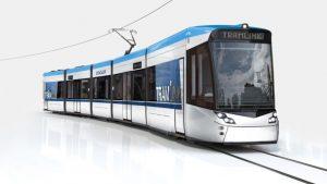 Nové tramvaje pro Bern. Foto: Stadler