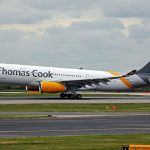 Airbus A330-200 společnosti Thomas Cook. Foto: Ken Fielding/https://www.flickr.com/photos/kenfielding