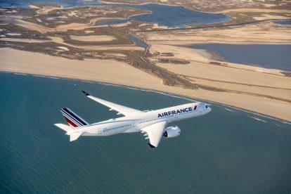 Airbus A350-900 společnosti Air France. Foto: Airbus