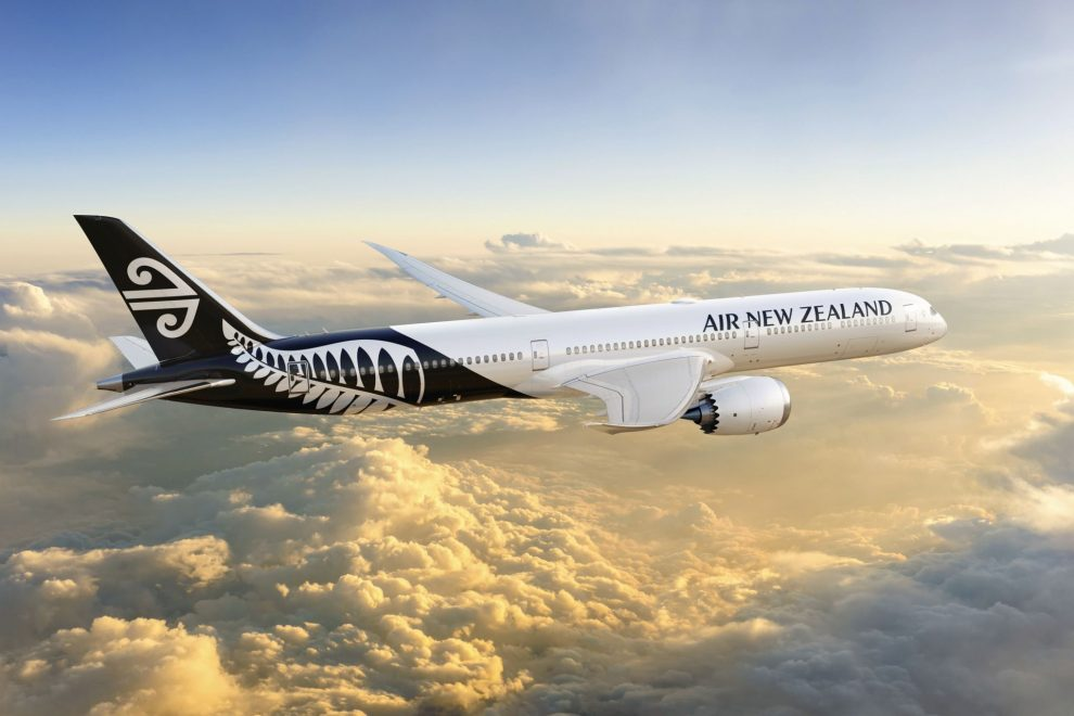 Boeing 787-10 v barvách Air New Zealand. Foto: Boeing