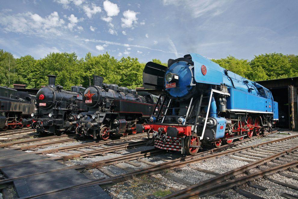 Den železnice, ilustrační foto. Autor: Michal Málek/České dráhy