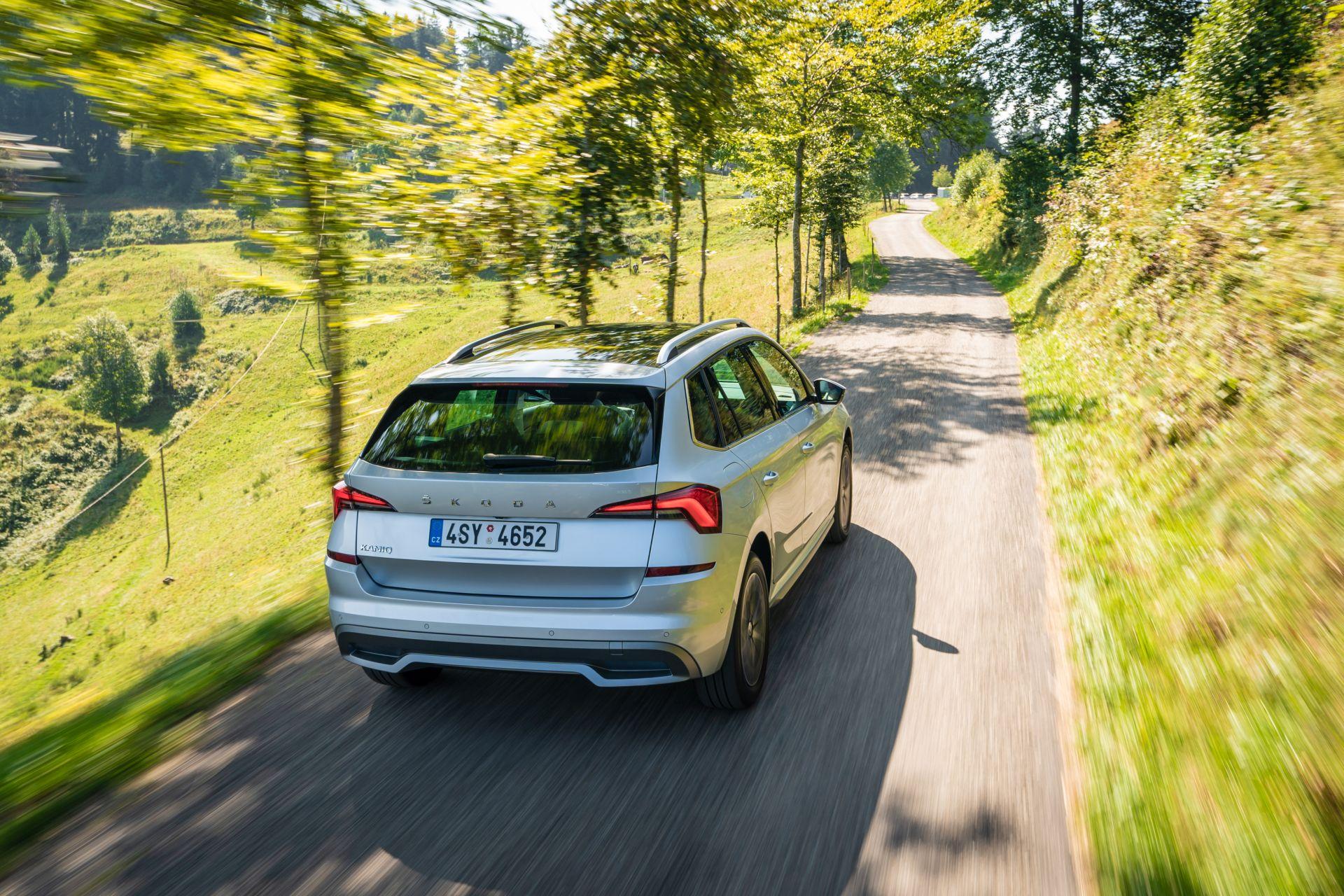 Škoda Auto věří, že prodejům pomůže evropská verze SUV Kamiq. Foto: Škoda Auto