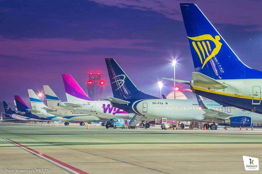 Letiště Katovice. Foto: Piotr Adamczik / Letiště Katovice