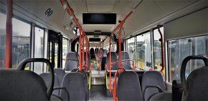 Interiér autobusů MAN pro Trondheim. Foto: MAN