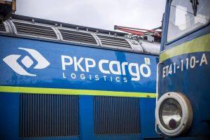 Firemní barvy PKP Cargo. Foto: PKP Cargo