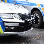 Škoda Octavia v policejním provedení. Foto: Ministerstvo vnitra