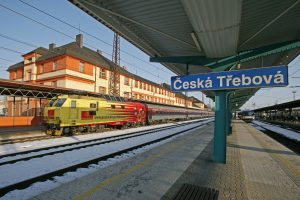 Stanice Česká Třebová. Foto: České dráhy