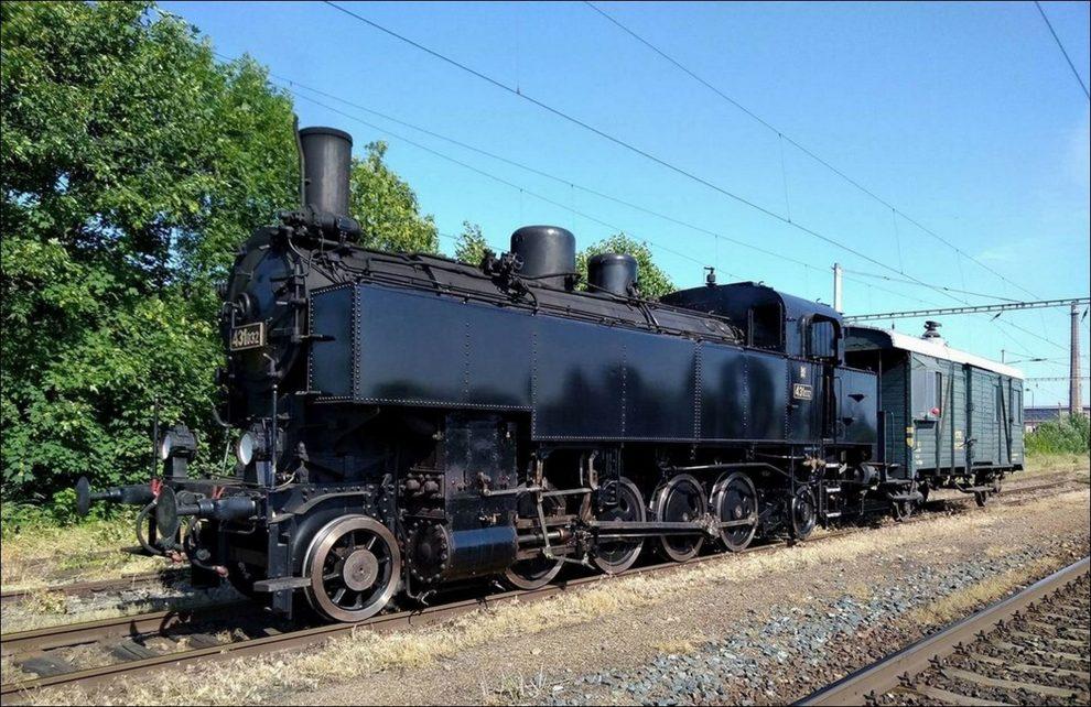 Lokomotiva 431.032 Ventilovka. Foto: www.ventilovka.com