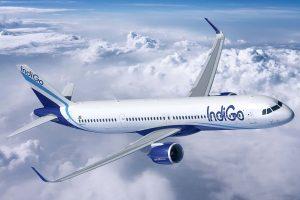 Airbus A321neo v barvách IndiGo. Foto: Airbus