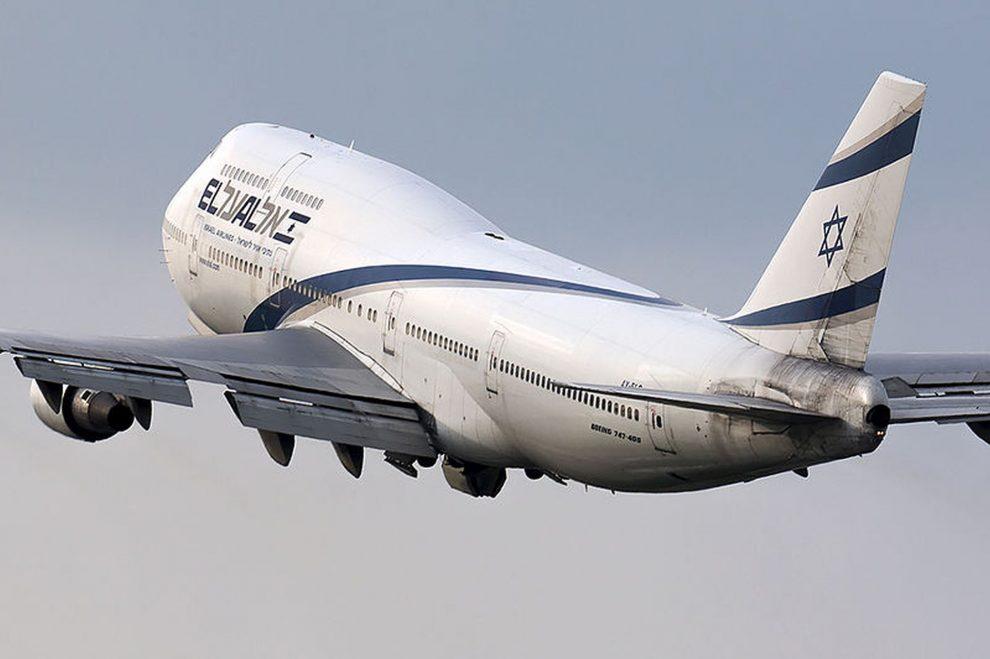 Boeing 747-400 společnosti El Al. Foto: Dmitry Terekhov from Odintsovo, Russian Federation [CC BY-SA 2.0 (https://creativecommons.org/licenses/by-sa/2.0)]