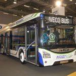 Iveco Urbanway Natural Power. Pramen: Iveco