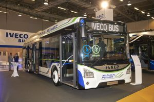 Iveco Urbanway Natural Power. Pramen: Iveco
