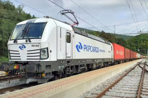 Siemens Vectron v polepu pro PKP Cargo Intenational. Foto: PKP Cargo