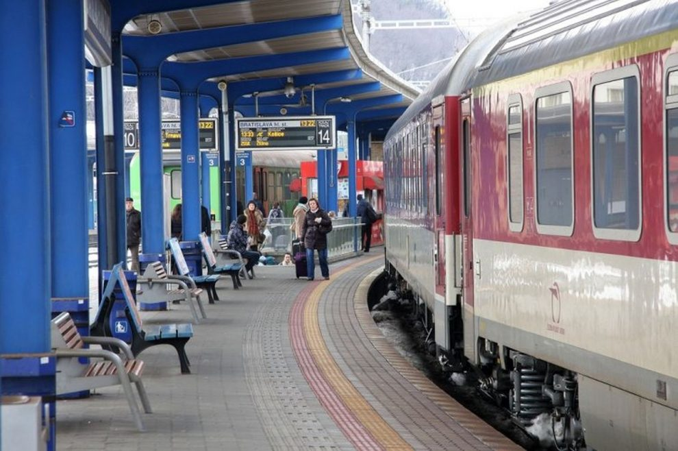 Bratislava hlavná stanica. Foto: ŽSR
