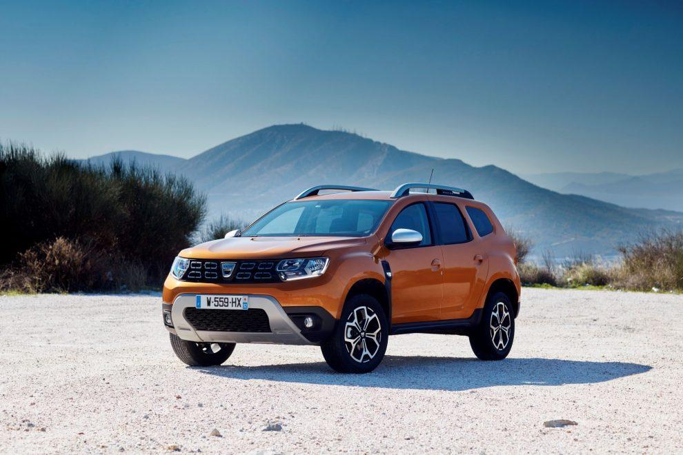 Dacia Duster. Foto: Dacia