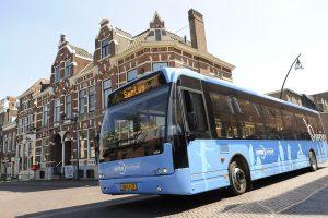 Autobus skupiny Keolis v Nizozemí, ještě pod značkou Syntus. Ilustrační foto. Pramen: Keolis