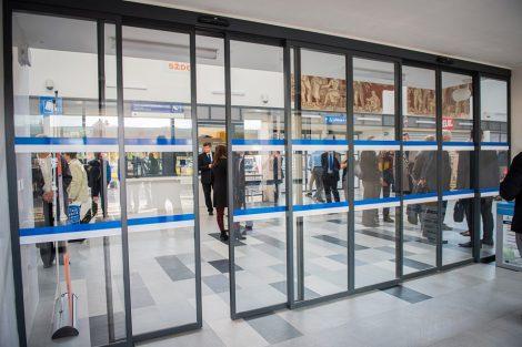 Opravené nádraží v Kolíně. Foto: Městský úřad Kolín