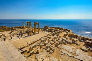 Lindos na ostrově Rhodos. Foto: Kirk Fisher / Pixabay.com