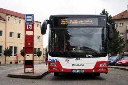 Nové autobusy MAN Lion´s City G. Foto: OAD Kolín