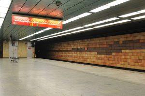 Stanice metra Opatov. Autor: Ralf Roletschek – Vlastní dílo, FAL, https://commons.wikimedia.org/w/index.php?curid=30516117