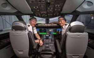 Piloti budou během letu vybaveni takzvaným elektroencefalogramem, který měří mozkové aktivity. Foto: Qantas