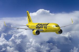 Airbus A320neo v barvách Spirit Airlines. Foto: Airbus
