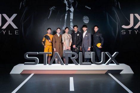 Uniformy pro StarLux Airlines. Foto: StarLux