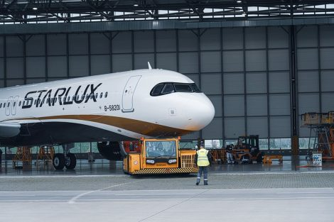 A321neo pro StarLux Airlines. Foto: StarLux