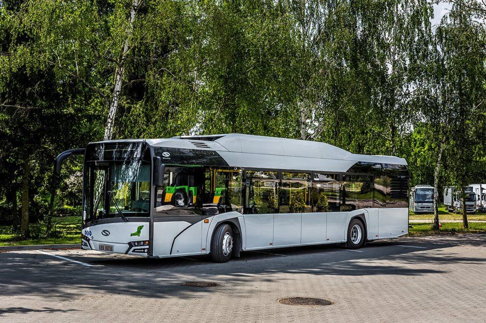 Autobus Solaris Urbino 12 CNG. Foto: Solaris
