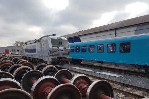 Siemens Vectron MS pro Metrans. Foto: Petr Šimral