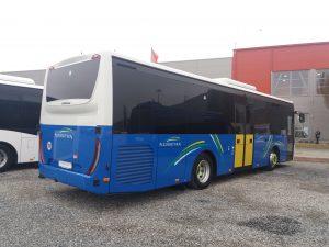 Autobus Iveco Crossway pro Plzeňský kraj. Autor: Zdopravy.cz/Jan Šindelář